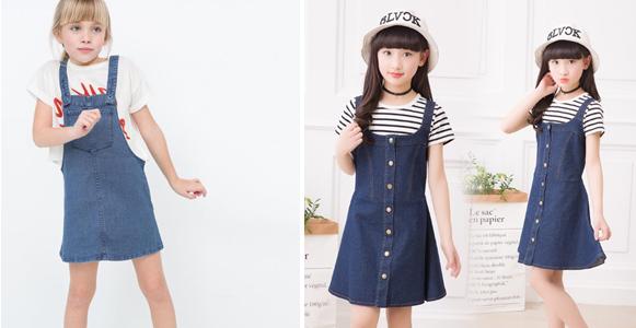 815baddf8f0 Джинсовая одежда для девочек от 5 до 16 лет  выбираем правильно