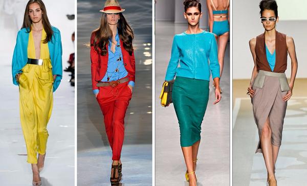 997104795f2 Модные цвета в одежде  всё о красочных секретах моды