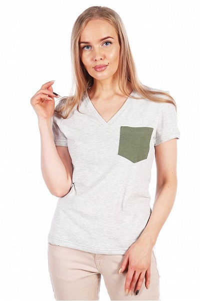 293bbec867f7 Недорогие женские футболки: фасоны, материалы, размеры
